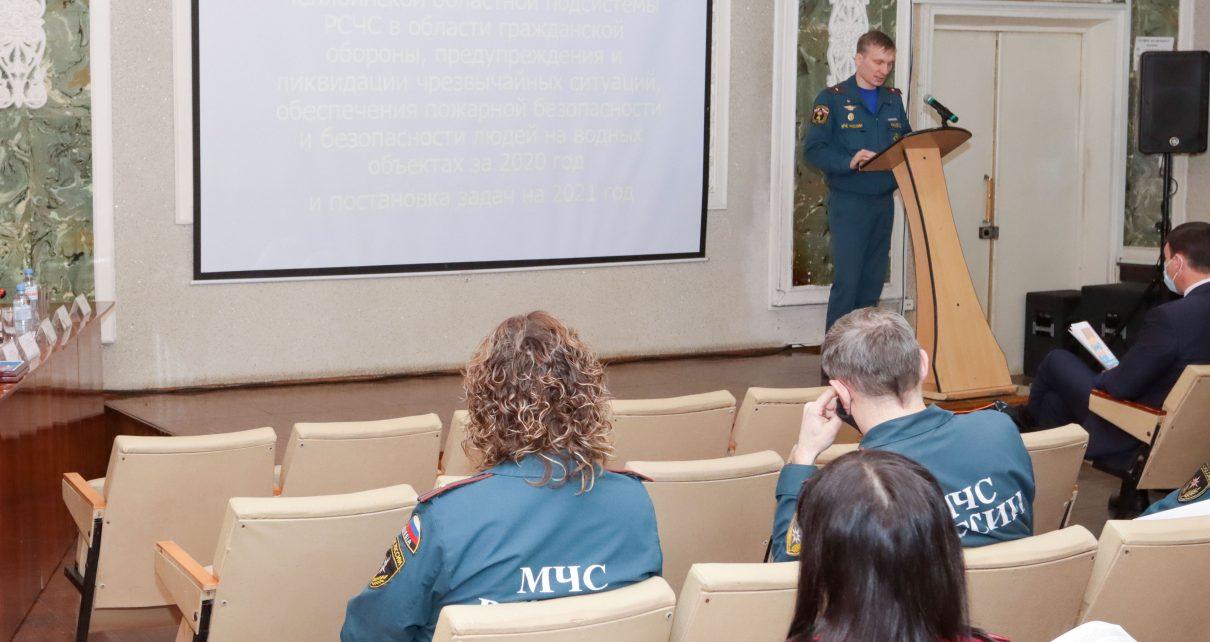 В Коркинском районе увеличилось количество пожаров