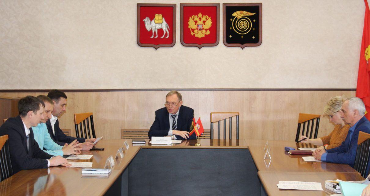 В Коркинском районе реализуют все проекты граждан на 12,7 миллиона рублей