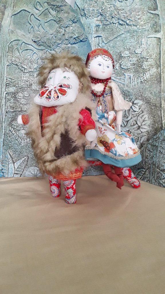 В Еманжелинске пройдёт выставка коркинских мастериц