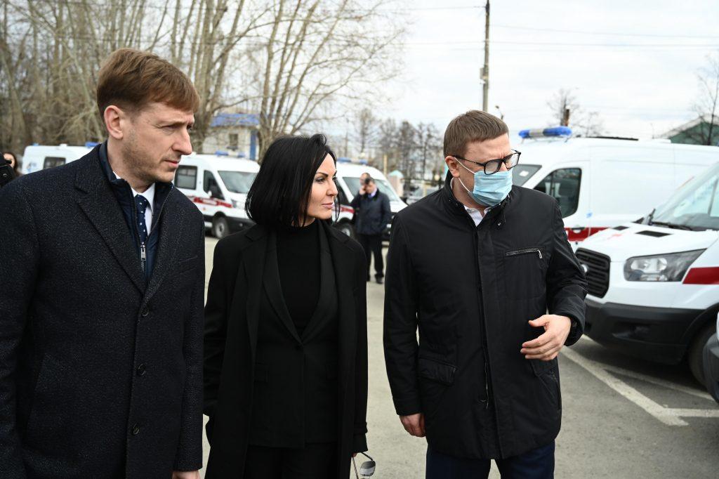 Благотворительный фонд РМК приобрёл для Коркино два спецавтомобиля