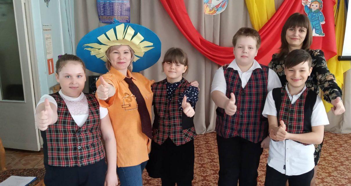 Второклассники из седьмой школы «покорили» космос