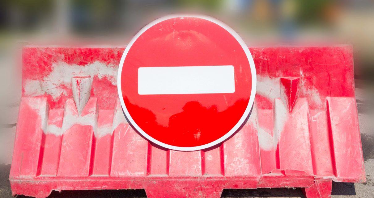 Где в майские праздники ограничат движение транспорта?