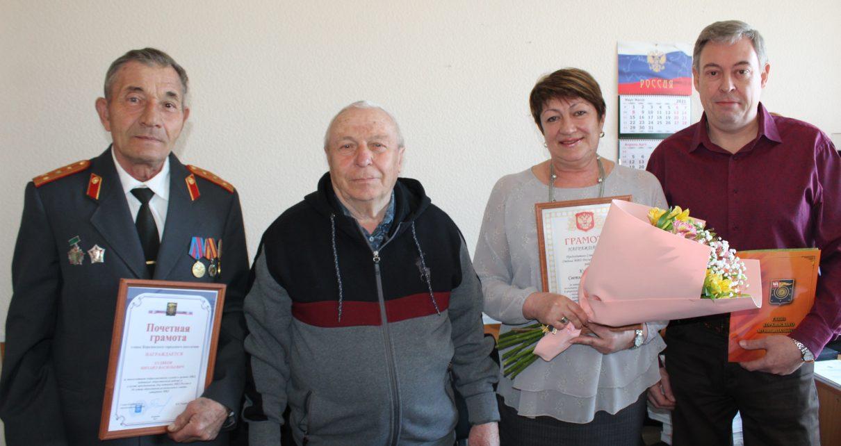Организации ветеранов МВД и внутренних войск исполняется 30 лет