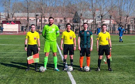 Коркинский «Шахтёр» уступил в первом матче «Жасмину» из Свердловской области