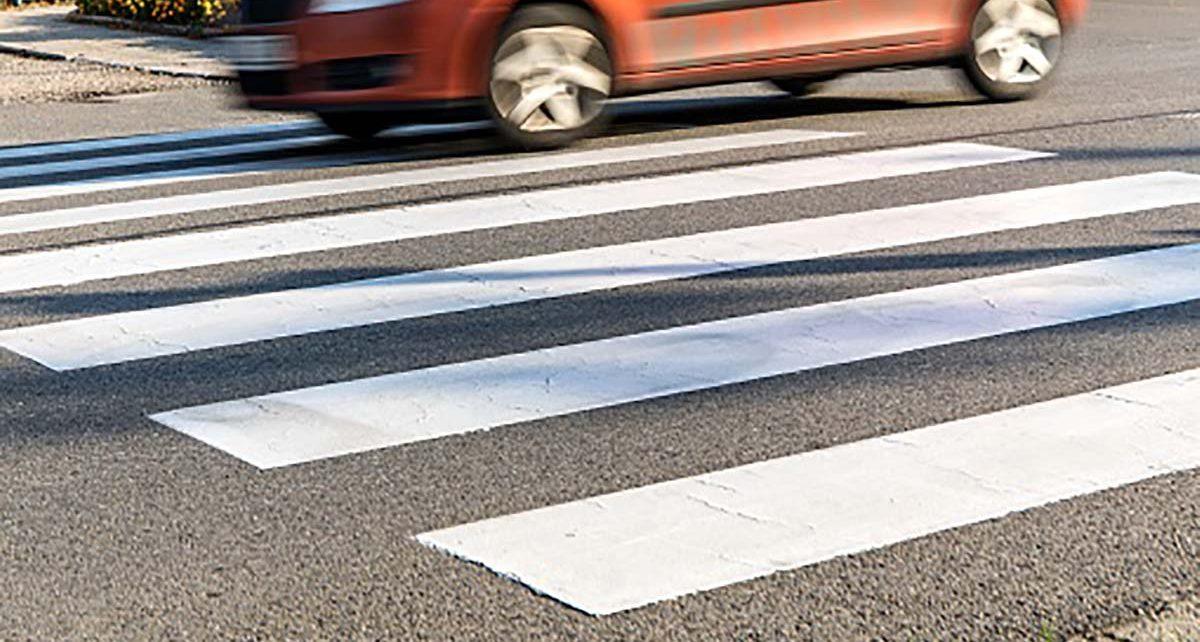 В Коркино водитель сбил женщину на пешеходном переходе