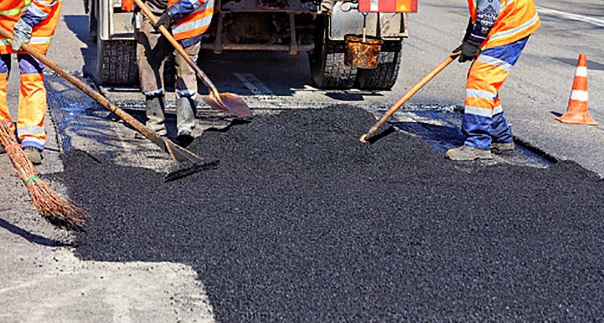 В Коркино готовятся к ямочному ремонту дорог