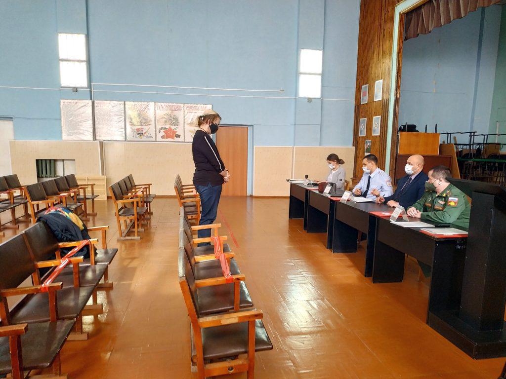 Около 60 коркинцев отправятся на армейскую службу