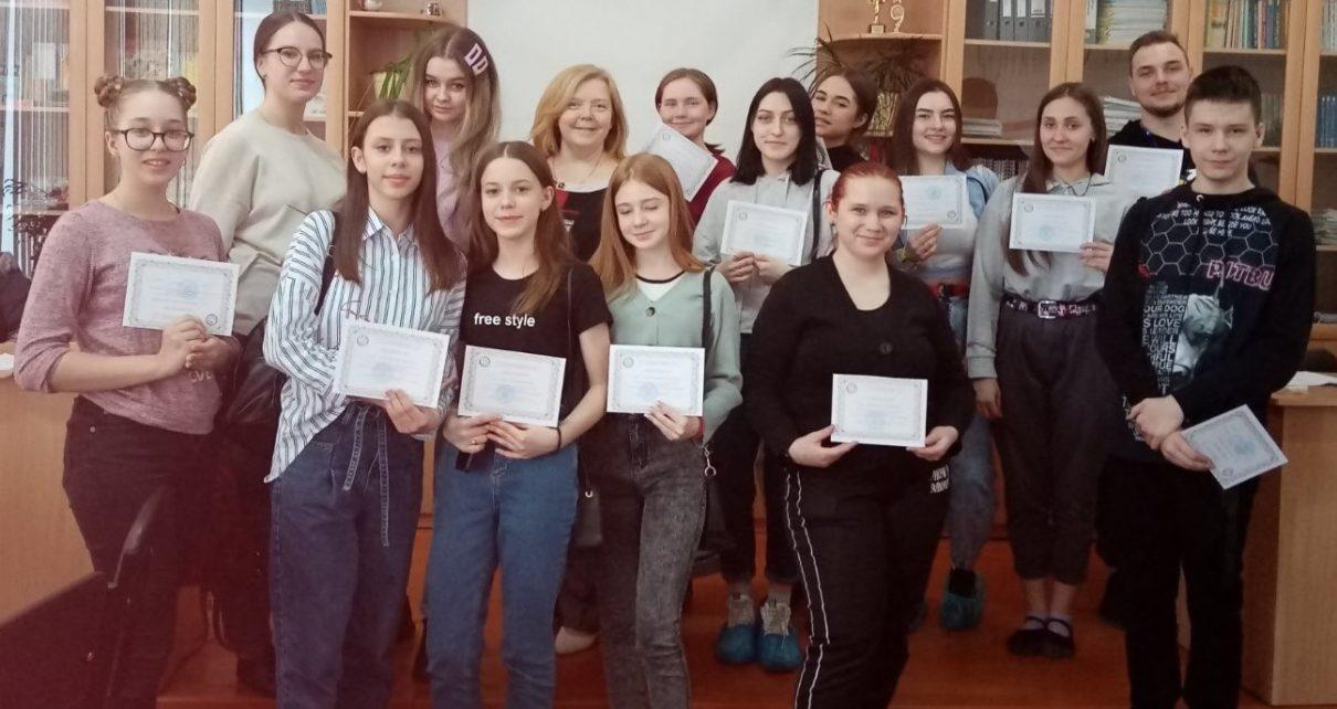 В Коркино подготовили 15 вожатых для летних лагерей
