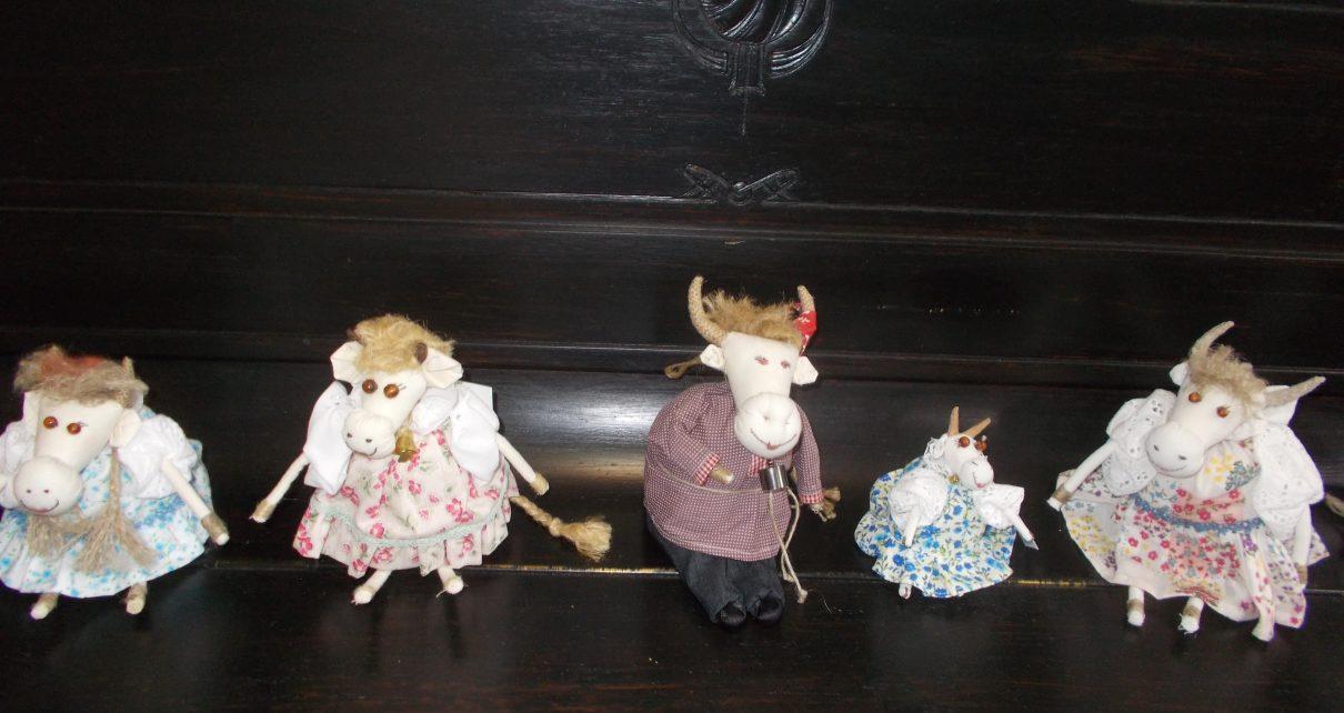 Коркинцы могут увидеть уникальную выставку кукол