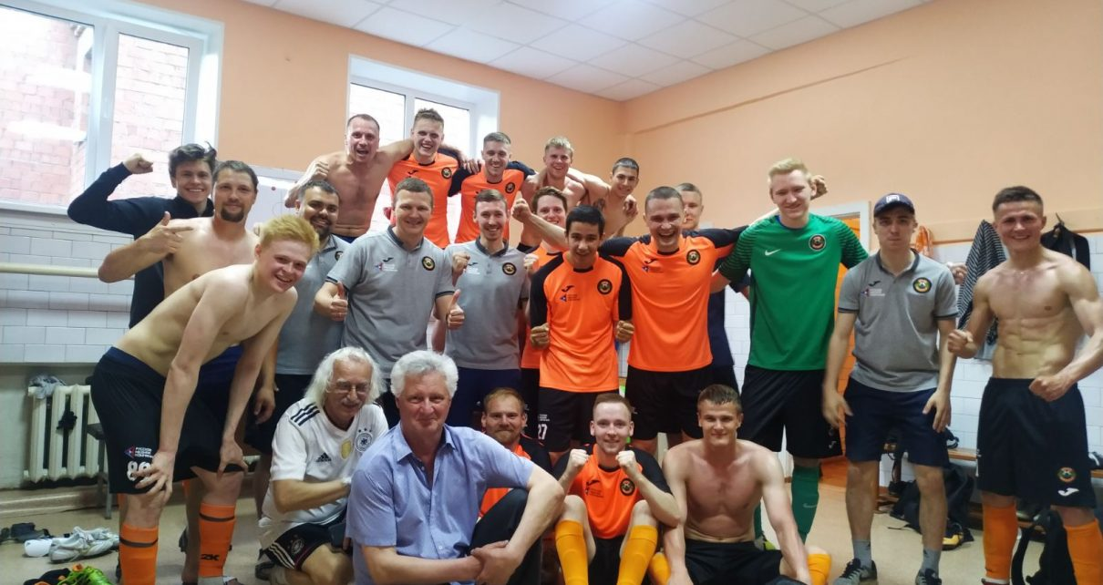 «Шахтёр» выиграл у «Академии-Амкар» из Перми 3:0!