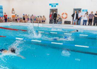 Открытое первенство Коркинского района по плаванию было посвящено Дню Победы