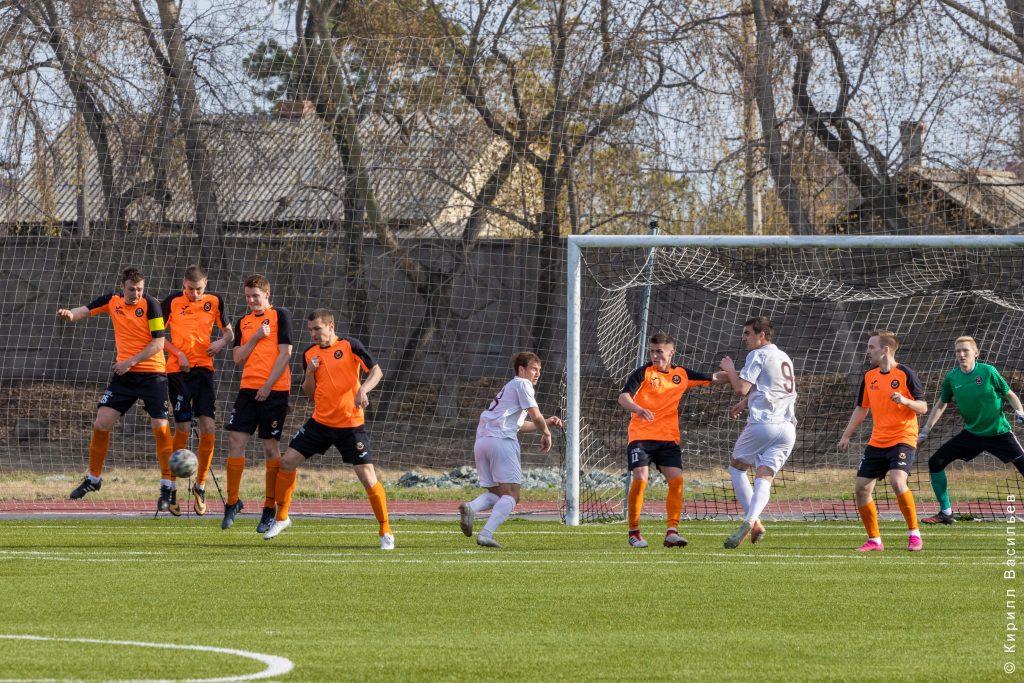 Коркинский «Шахтёр» удачно сыграл первый домашний матч первенства России