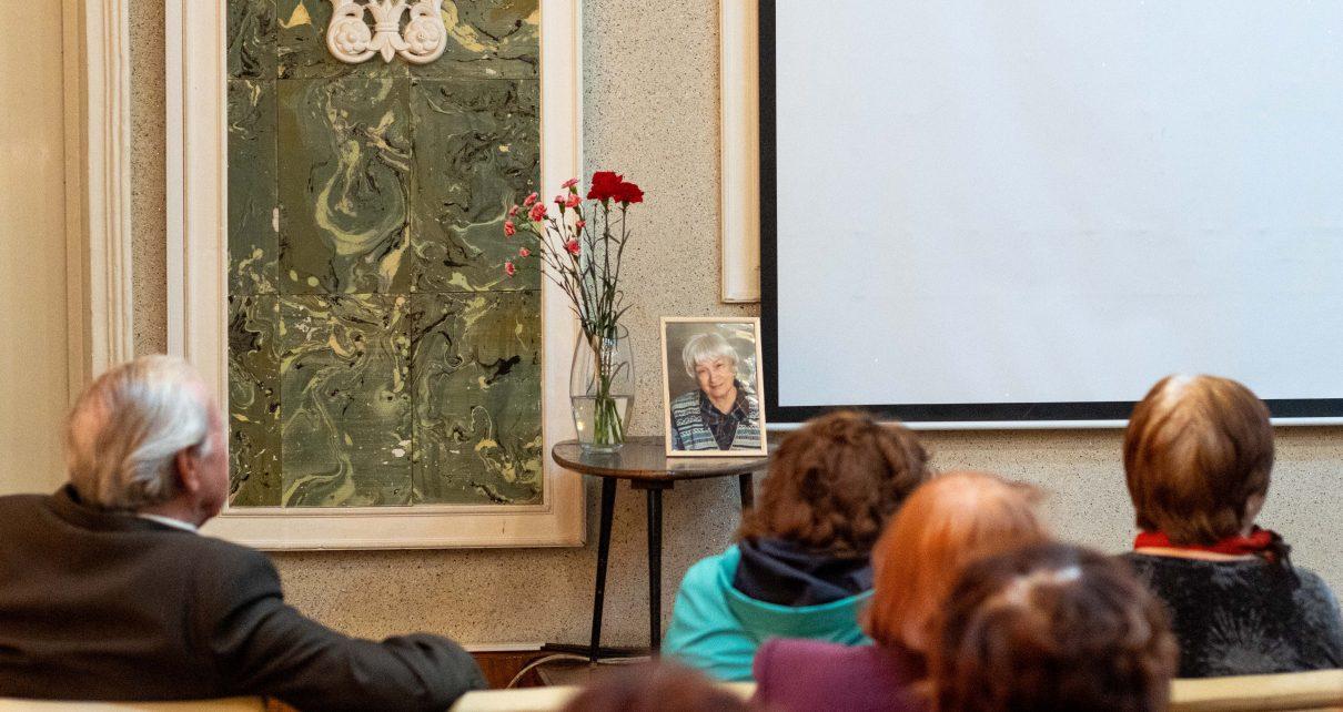 В Коркино прошёл вечер памяти журналиста «Горняцкой правды» Воли Белокрыс