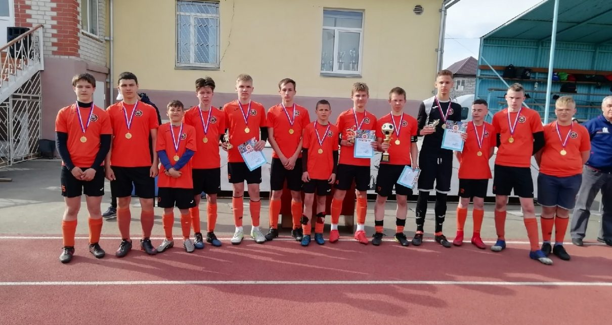 Коркинские футболисты выиграли турнир в Аргаяше