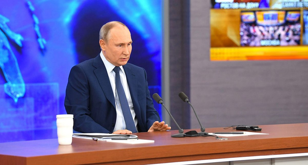Владимир Путин высказал своё мнение о вакцинации от ковида