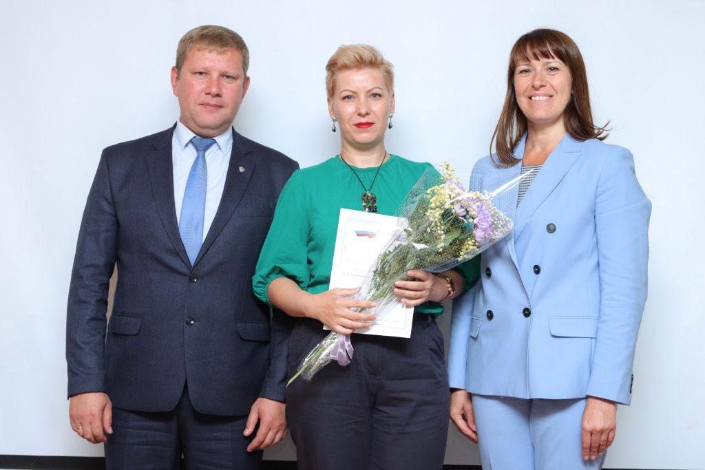 В Коркинском районе чествовали сотрудников социальной защиты населения