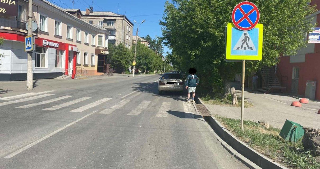 В Коркино водитель сбил ребёнка на пешеходном переходе