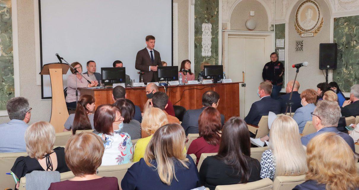 В Коркинском районе обсудили вопросы оказания медпомощи жителям