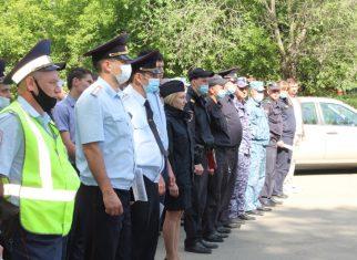 Около ста человек задержали коркинские полицейские в ходе ОПМ «Район»