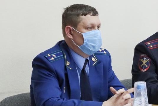 Сегодня прокурор Коркино ответит на вопросы коркинцев