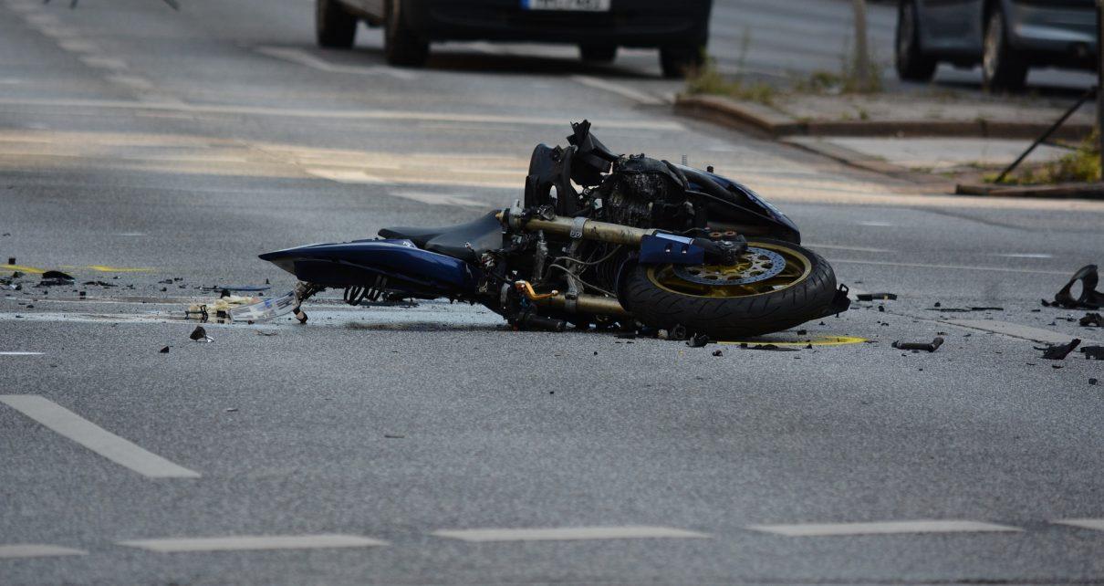 В ДТП в Коркино травмирован мотоциклист