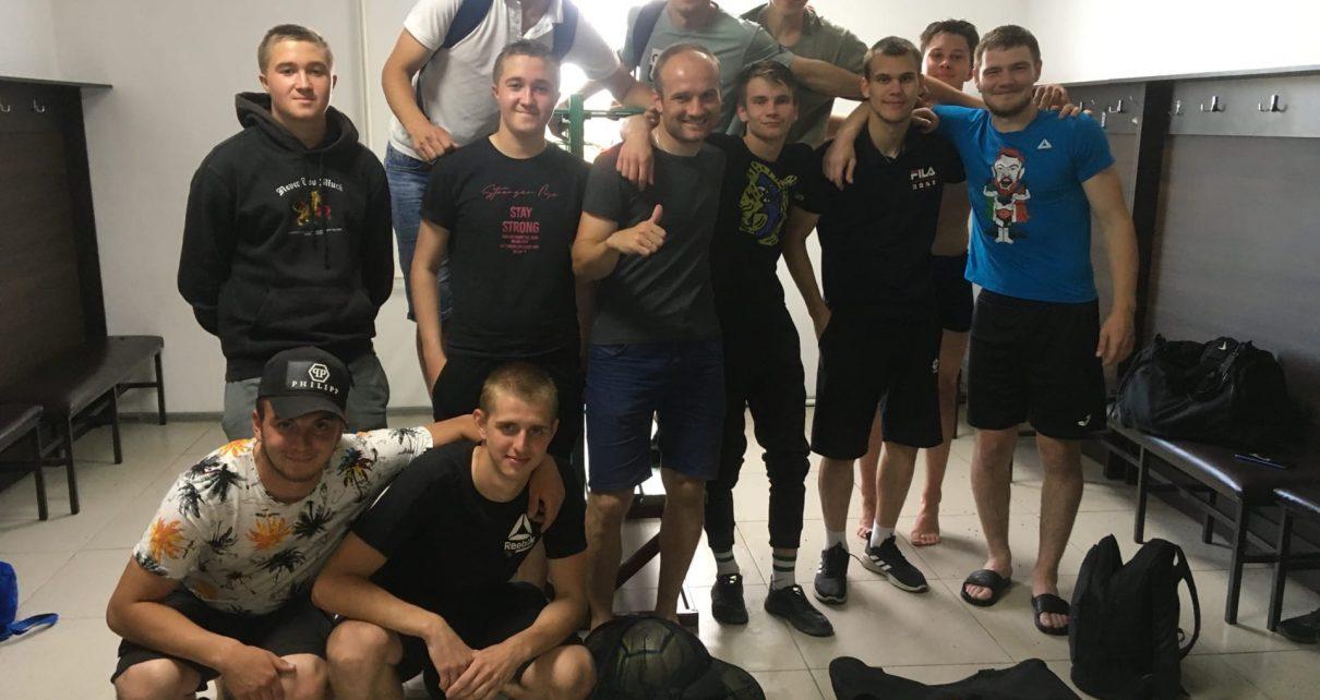 Розинский «Шахтёр» обыграл в Варне «Ниву»