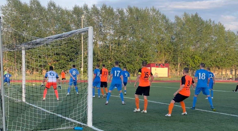 Сегодня коркинский «Шахтёр» принимает пермский клуб «Прикамье»