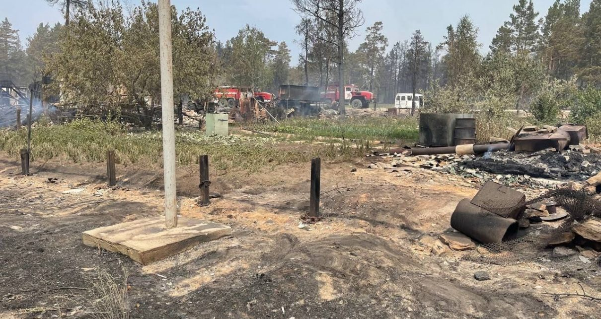 Коркинцы могут оказать помощь погорельцам в Карталинском районе