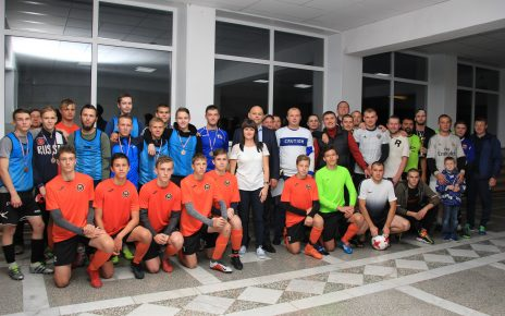 На старте 33-й турнир по мини-футболу на призы главы района и «Горняцкой правды»