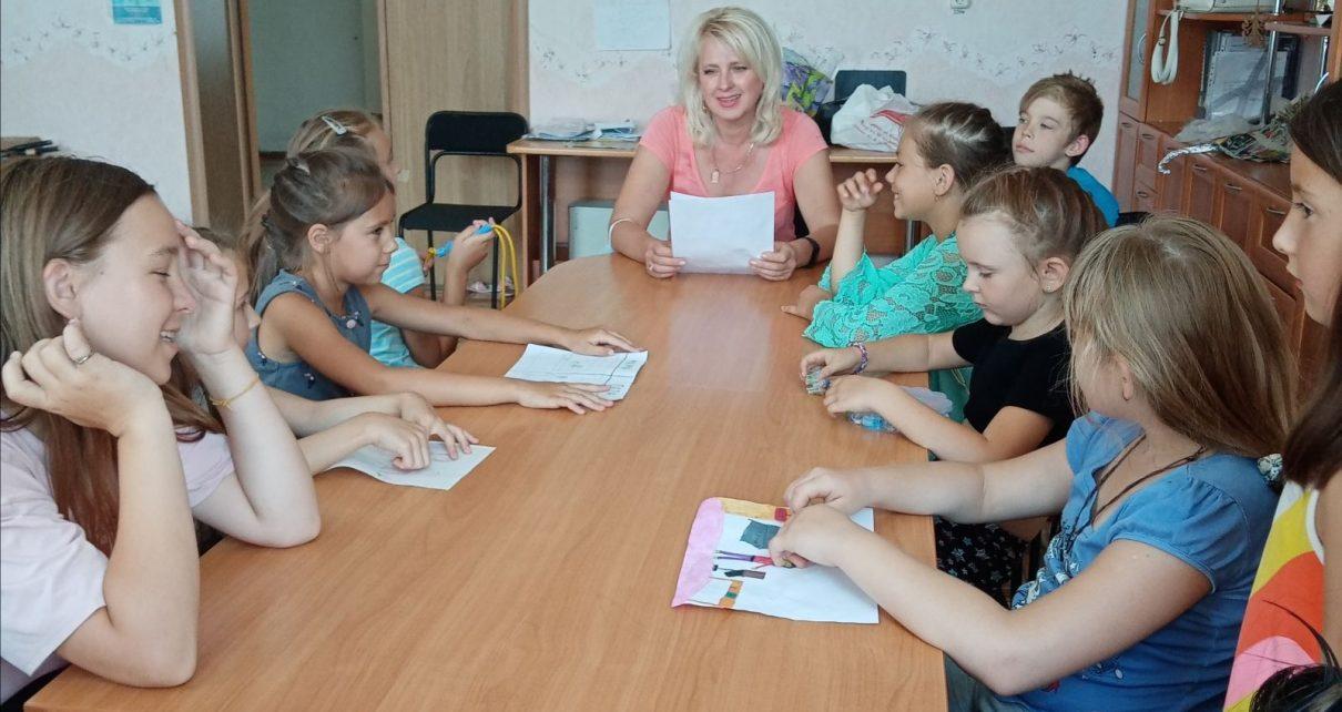 Коркинские дети приняли участие в симпозиуме