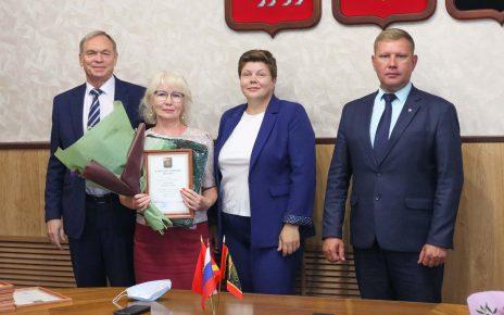 Благодарственными письмами главы Коркинского района отмечены 15 предпринимателей