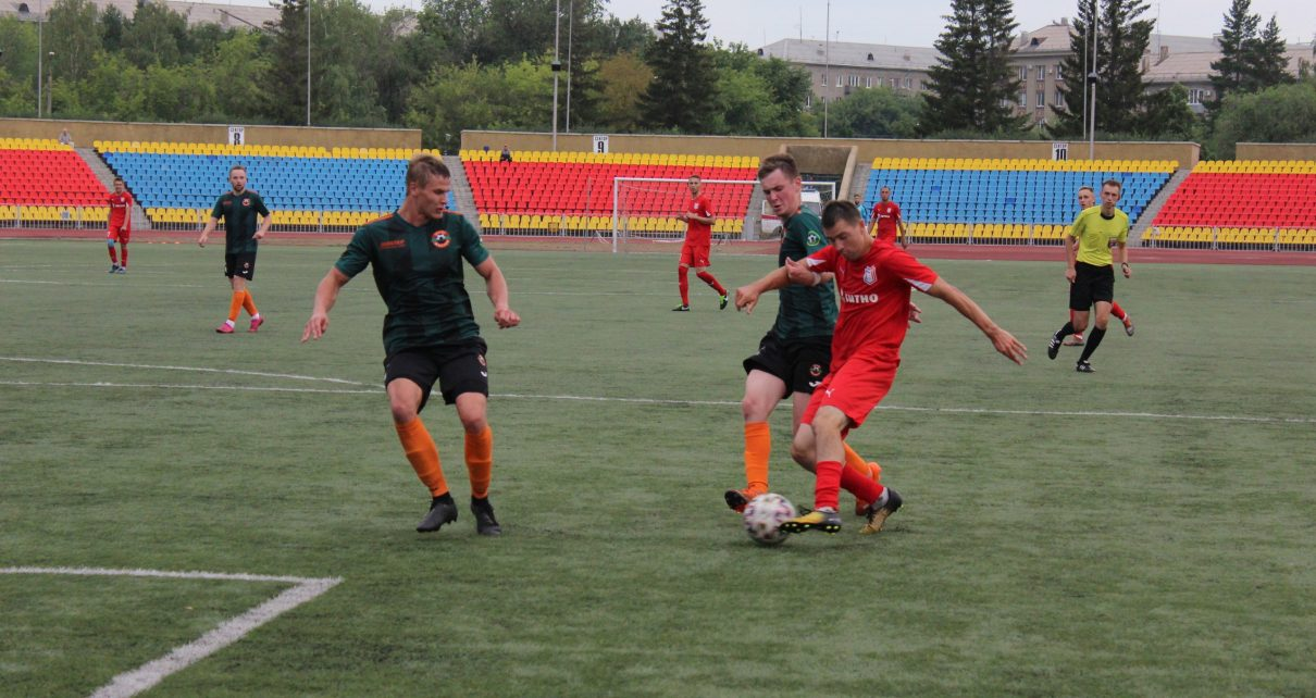 Сегодня в контрольном матче встречаются коркинский «Шахтёр» и ФК «Челябинск»