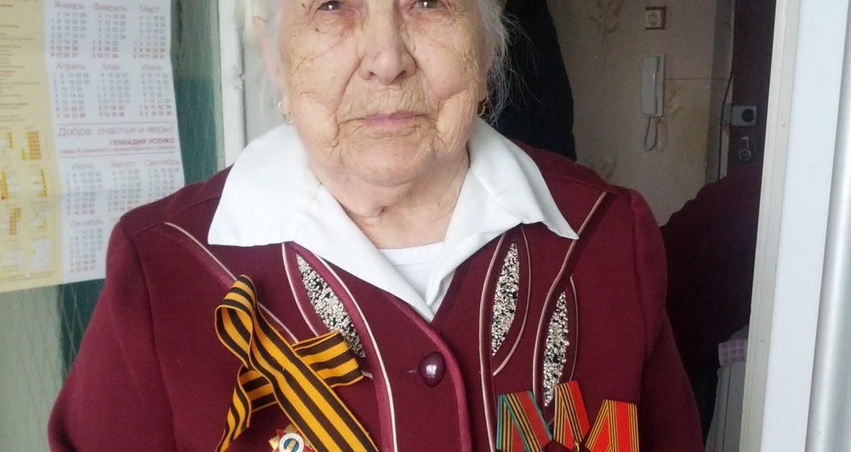 Сегодня в Коркино столетний юбилей отмечает ветеран Великой Отечественной войны Анна Сигова