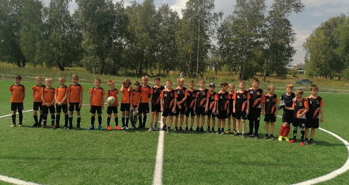 Юные коркинцы выиграли турнир памяти Виктора Лащенко