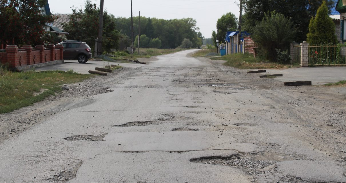 В Коркино заасфальтируют улицу Суворова