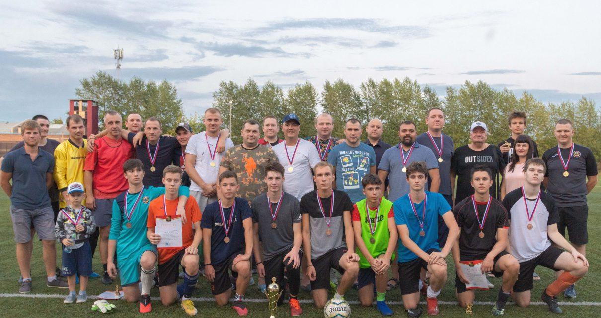 В Коркино завершился турнир по мини-футболу на призы главы района и «Горнячки»