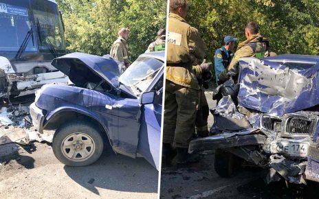 В Коркино в ДТП погибла 20-летняя девушка