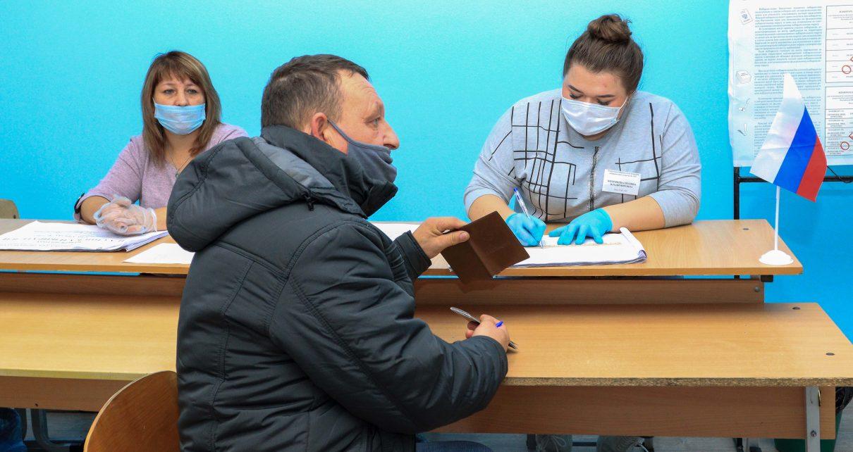 На выборах депутатов в Госдуму в Коркинском районе проголосовало более 38 процентов избирателей