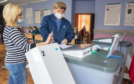 В Коркинском районе проголосовало уже более 36 процентов избирателей