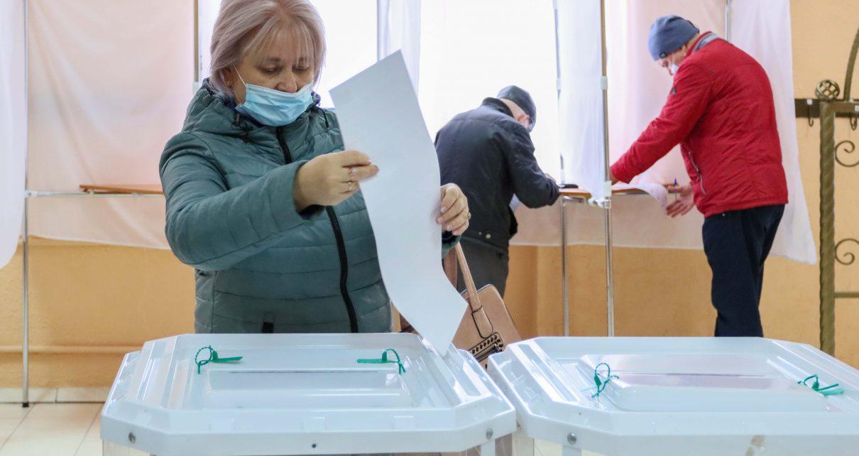 В Коркинском районе избрали депутатов в районное Собрание и городской Совет