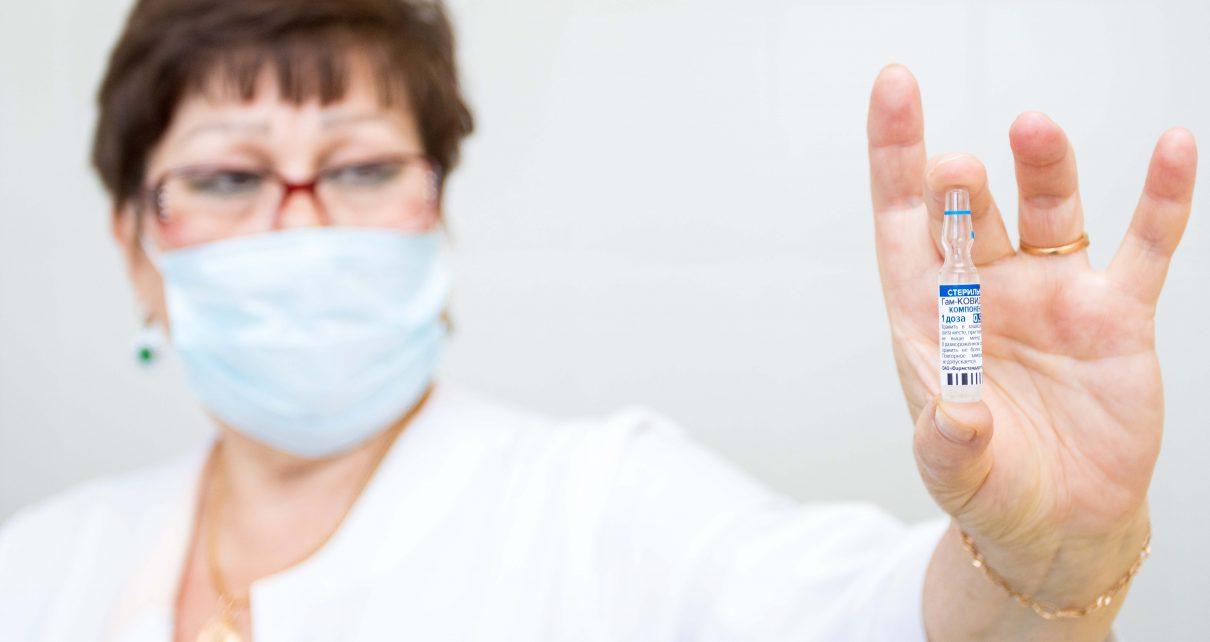Коркинцы могут поставить прививку от ковида на избирательных участках