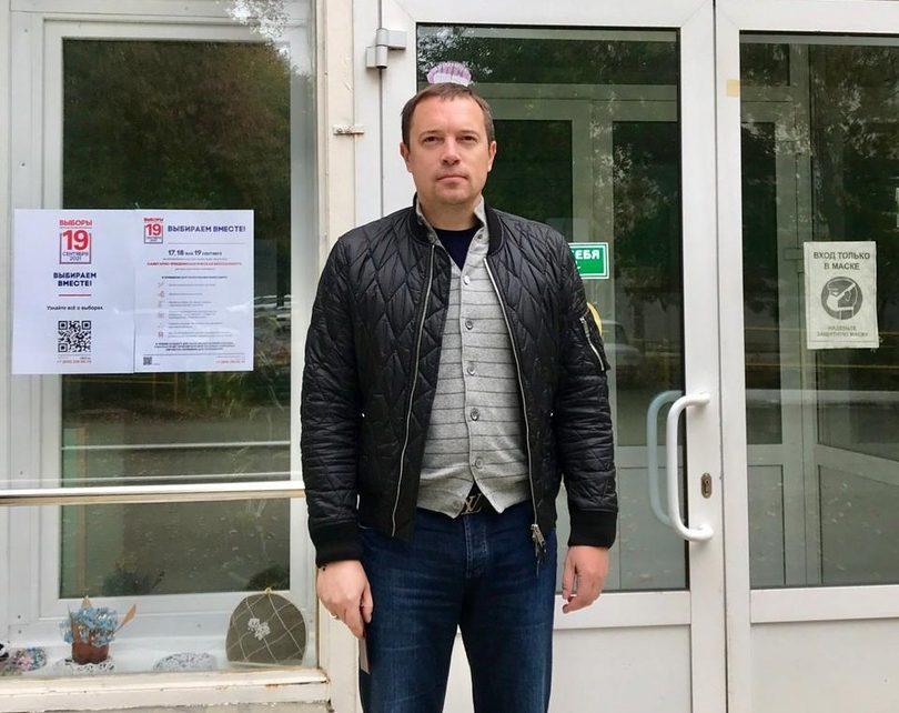 Анатолий Ерёмин: «Каждый должен воспользоваться своим конституционным правом»