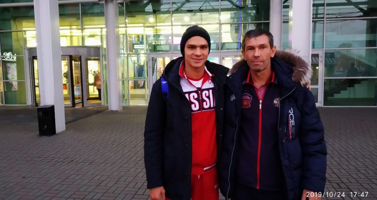 В Коркино завтра приедет отец двукратного олимпийского чемпиона!