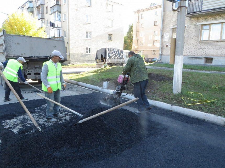 В Коркино начнутся работу по обустройству пешеходных переходов