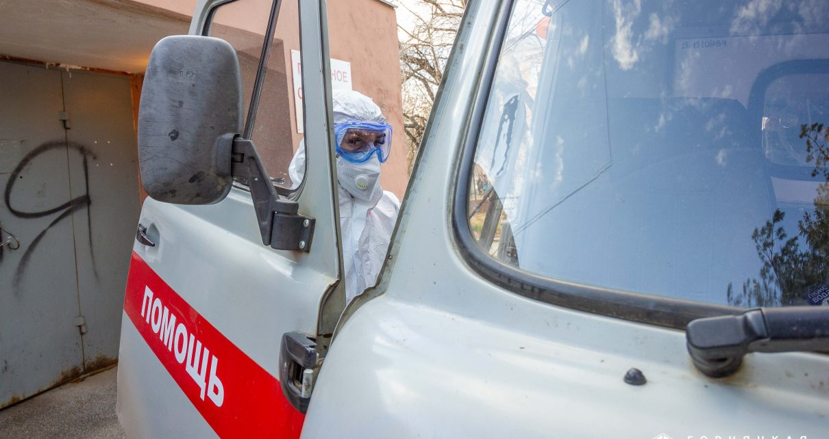 За полсуток в госпитальную базу Коркино поступило 115 человек